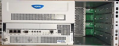 Nortel Avaya Bcm 450 5.0 R5 Phone System Loaded Voicemail Icc Mcdn Fax Unified