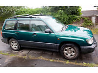 1999 Subaru Forester GX Wagon - Automatic