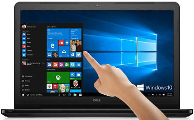 "New Dell 15.6"" Touch Laptop Intel i5-7200U,8GB RAM,256GB Solid State HD,Win10 HP"