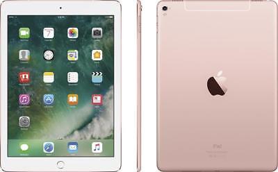 Apple iPad Pro 32GB, Wi-Fi + Cellular (Unlocked), 9.7in - Rose Gold (MLYJ2LLA)