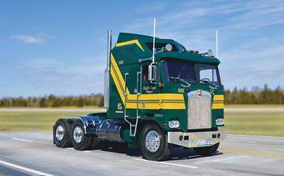 Revell Kenworth K-100 Aerodyne truck 1/25 scale model kit new 2514 *