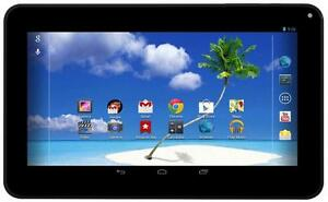 ANDROID 4.4 KIT KAT TABLET - 9 INCH SCREEN WITH KEYBOARD AND CASE - ONLY $99.