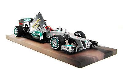 Michael Schumacher Mercedes GP W03 1:18 113120407