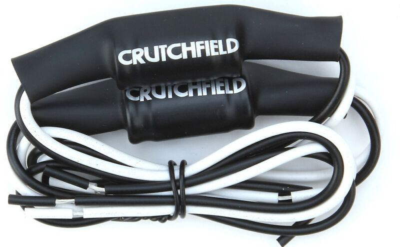 Crutchfield 5000Hz Tweeter Bass Blocker pair