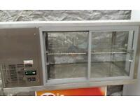 counter top refrigerated sandwich display