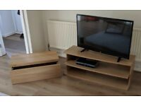 Media Unit and Coffee Table