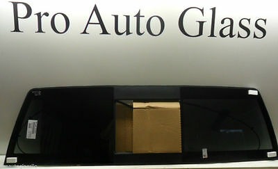 2009-2017 Dodge Ram POWER Sliding Rear Window Back Glass Tinted OEM DB11600YPY