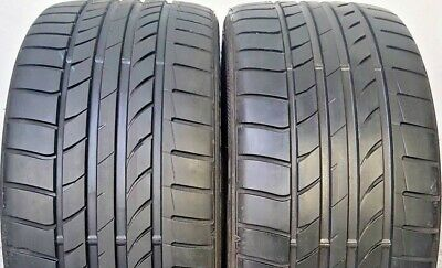 275//40 R19 Husky Sumex Winter Textile Car Wheel Ice Frost /& Snow Chain Socks for 19 Tyres RED /& WHITE