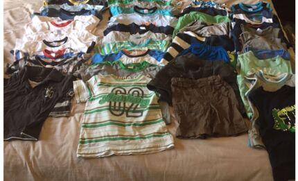 Bulk boys summer clothing size 2-3
