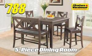 5-Piece Dining Room