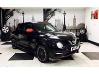 ★🌟FINANCE ME🌟★2015 NISSAN JUKE NISMO RS DIG-T 1.6 PETROL★PARKING CAMERAS★PADDLE SHIFT★KWIKI AUTOS★