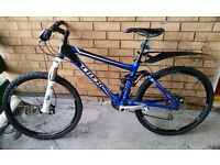 Trek ex 9.8 carbon fiber mountain bike rrp £4000!! CAN HOLD TILL XMAS