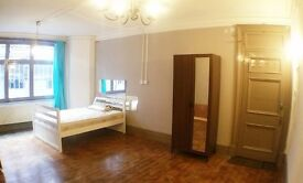 LARGE ACCOMODATION BY MARYLEBONE STATION - 2 WEEKS RENT FREE !