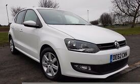 2012 Volkswagen Polo 1.2 TDI Match 5 Door