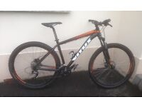 Vitus nucleus 290 mountain bike