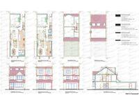 Planning Permission, Loft Conversion, Extension, Conversion, Architectural Design