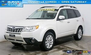 2013 Subaru Forester Limited NAVI+CUIR+TOIT.OUVRANT