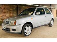 Nissan, MICRA, Hatchback, 2002, Manual, 998 (cc), 3 doors
