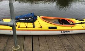 P&H Capella 167 sea kayak