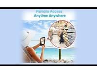( New Instal ) CCTV Camera System 1TB Surveillance System 1TB