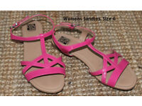 Womens Sandals Size 6 Wide Fit