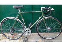 60cm Nigel Dean Custom Vintage road 12 Speed racing bike large frame race racer bicycle