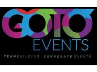 Sales Account Manager - Corporate Events