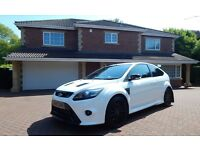 Ford Focus RS LUX 1 (white) 2009
