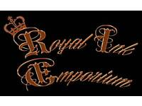 Royal Ink Emporium - Tattoo, piercing & cosmetic studio - Redhill