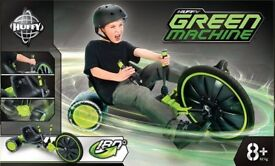 REDUCED - Green Machine Go-Kart reduced - used (no box)