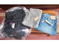 Bundle of mens trousers all new with tags