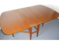 Dining Table, Work Table - Drop Leaf and Gate Leg