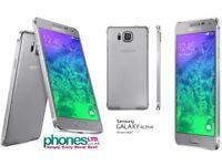 Sim Free Samsung Galaxy Alpha 32GB