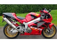 Honda VTR1000SP-Y , swap upright or may take nice car