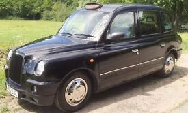 London taxi TX4 Silver 2.5 Auto, 56 plate, Out of town, fresh respray, beautiful taxi!