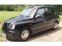 London taxi TX4 Silver 2.5 Auto, 56 plate, fresh respray, beautiful taxi!