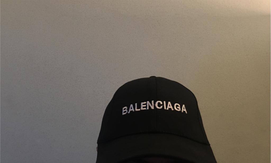 New Balenciaga cap men s and women s hype  0c12afccac0c