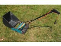 Black and Decker electric lawnraker