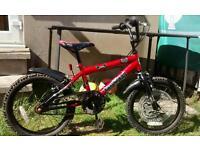 """Boys 14"""" bike"""