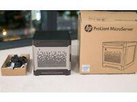 HP Gen 8 ProLiant MicroServer G1610T