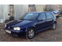 Volkswagen Golf GTI 115 2litre Petrol 87,000 miles Spares or Repairs Full Leather Interior 87
