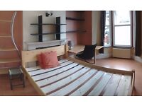 4 rooms to rent, 5mins to Victoria line, zone3, north London, new beds