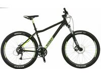 Virtually new Voodoo adults mountain bike