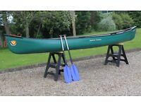 Canoe - 16' open canoe