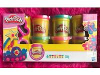 New in box sparkle play doh