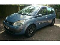 Renault Grand Scenic 2006 (55) 1.6 Manual - 40k Low Mileage - 12 MONTHS M.O.T