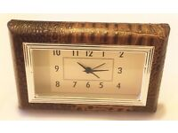 Attractive and functional Table Clock.