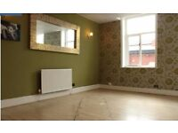 beauty tattoo salon shop to rent, 3 rooms, tanning room and reception area.