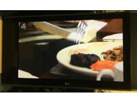 """LG 42"""" HD PLASMA with built in freeview"""