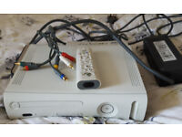 X-Box 360 with 120Gb Hdd